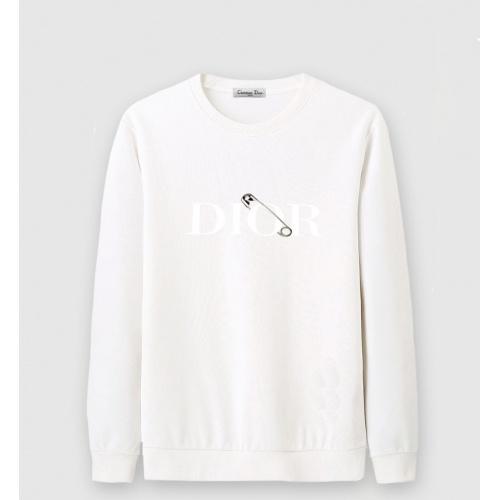 Christian Dior Hoodies Long Sleeved O-Neck For Men #816422