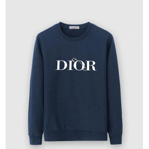 Christian Dior Hoodies Long Sleeved O-Neck For Men #816423