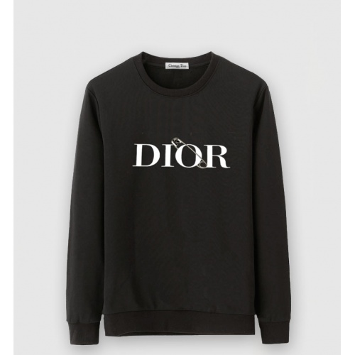 Christian Dior Hoodies Long Sleeved O-Neck For Men #816425