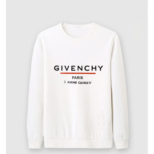 Givenchy Hoodies Long Sleeved O-Neck For Men #816429