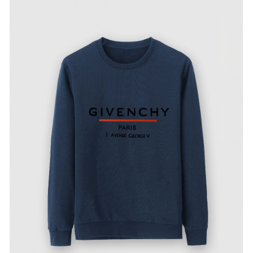 Givenchy Hoodies Long Sleeved O-Neck For Men #816430