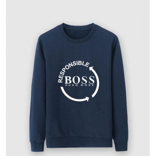 Boss Hoodies Long Sleeved O-Neck For Men #816432