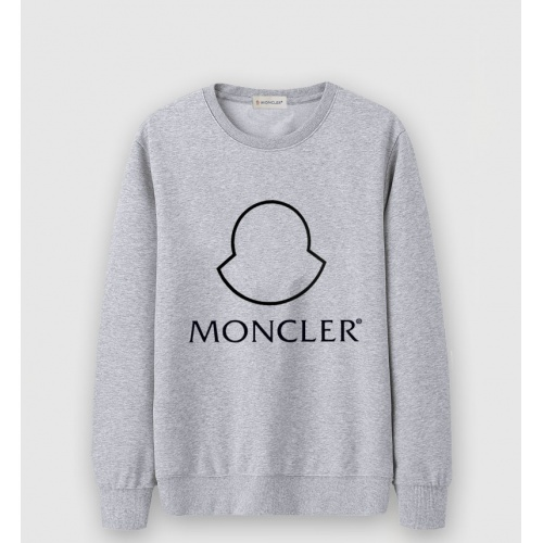 Moncler Hoodies Long Sleeved O-Neck For Men #816442