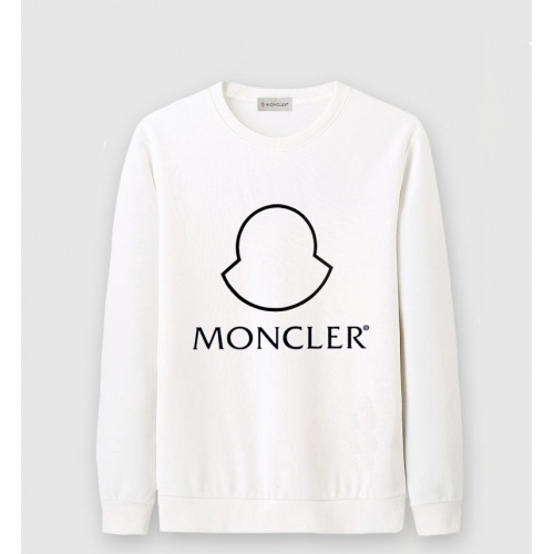 Moncler Hoodies Long Sleeved O-Neck For Men #816444
