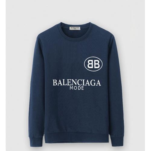 Balenciaga Hoodies Long Sleeved O-Neck For Men #816464