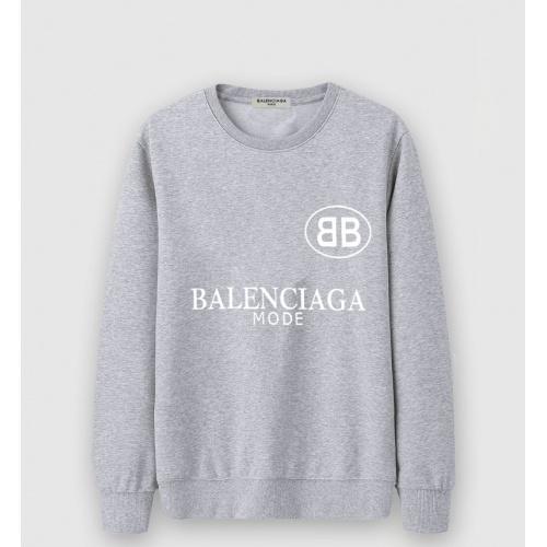Balenciaga Hoodies Long Sleeved O-Neck For Men #816465