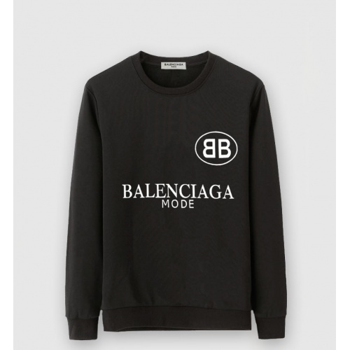 Balenciaga Hoodies Long Sleeved O-Neck For Men #816466