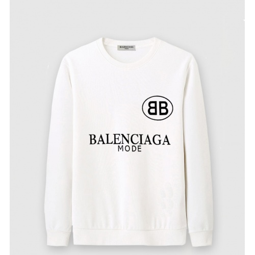 Balenciaga Hoodies Long Sleeved O-Neck For Men #816467
