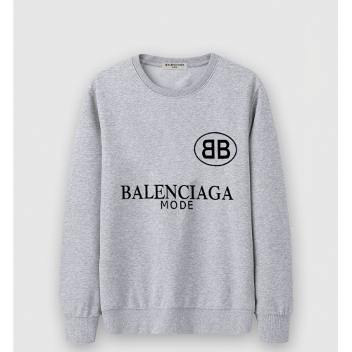 Balenciaga Hoodies Long Sleeved O-Neck For Men #816469