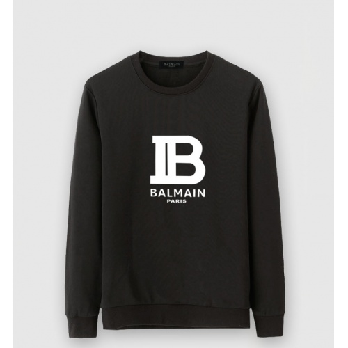 Balmain Hoodies Long Sleeved O-Neck For Men #816474
