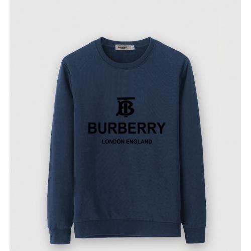 Burberry Hoodies Long Sleeved O-Neck For Men #816485