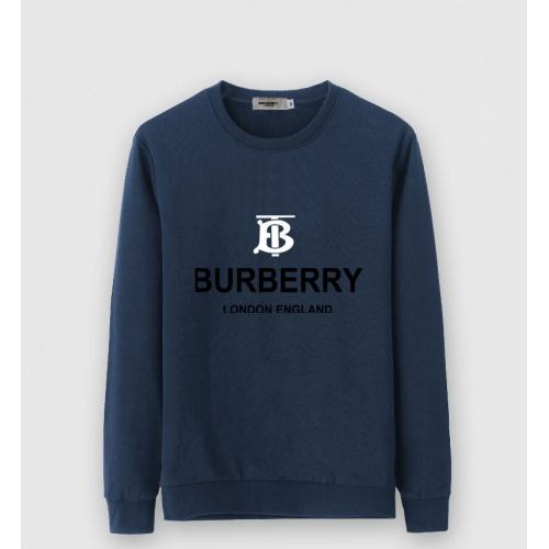 Burberry Hoodies Long Sleeved O-Neck For Men #816487