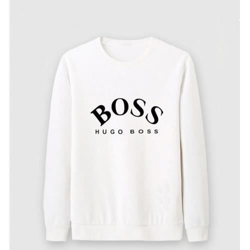 Boss Hoodies Long Sleeved O-Neck For Men #816500 $36.00 USD, Wholesale Replica Boss Hoodies