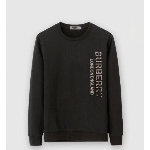Burberry Hoodies Long Sleeved O-Neck For Men #816504
