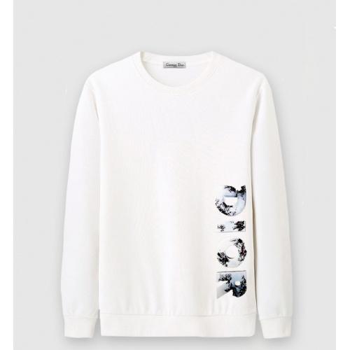 Christian Dior Hoodies Long Sleeved O-Neck For Men #816507
