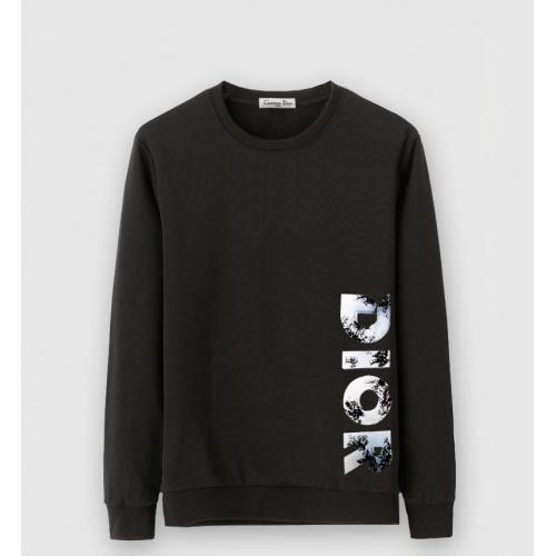 Christian Dior Hoodies Long Sleeved O-Neck For Men #816510