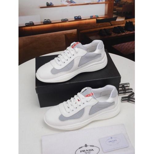 Prada Casual Shoes For Men #816523