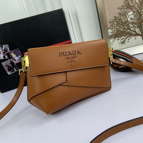 Prada AAA Quality Messeger Bags For Women #816653