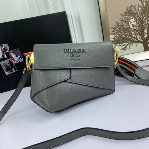 Prada AAA Quality Messeger Bags For Women #816655