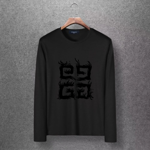 Givenchy T-Shirts Long Sleeved O-Neck For Men #816694