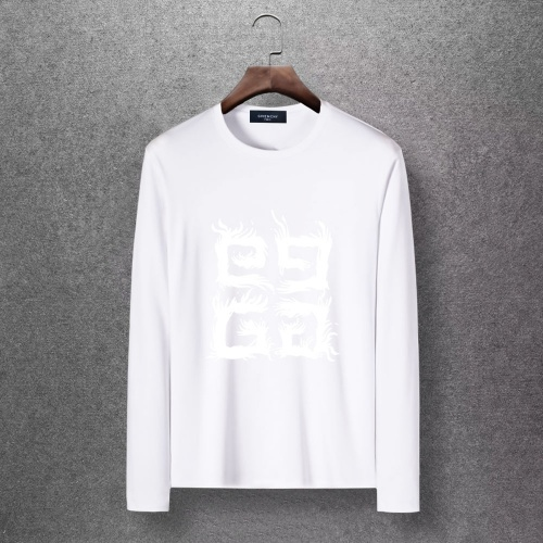 Givenchy T-Shirts Long Sleeved O-Neck For Men #816698