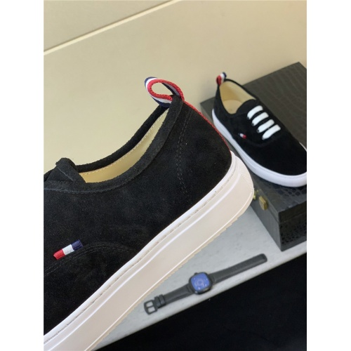 Replica Thom Browne TB Casual Shoes For Men #816708 $72.00 USD for Wholesale
