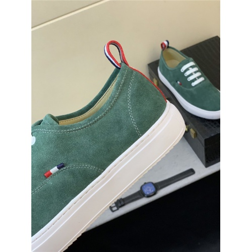 Replica Thom Browne TB Casual Shoes For Men #816710 $72.00 USD for Wholesale