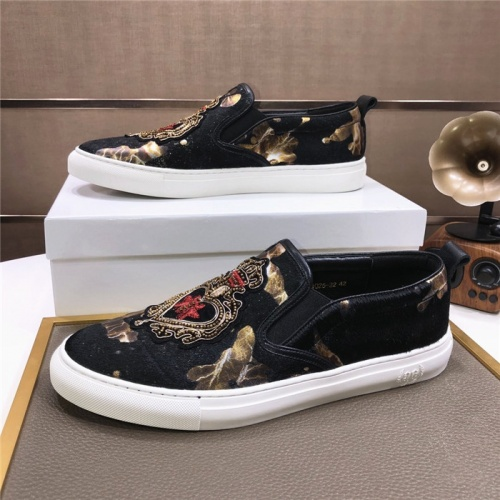 Dolce & Gabbana D&G Casual Shoes For Men #816712