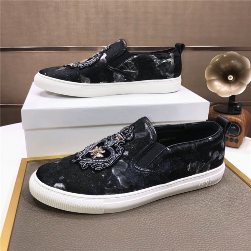 Dolce & Gabbana D&G Casual Shoes For Men #816713