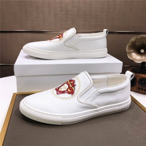 Versace Casual Shoes For Men #816726