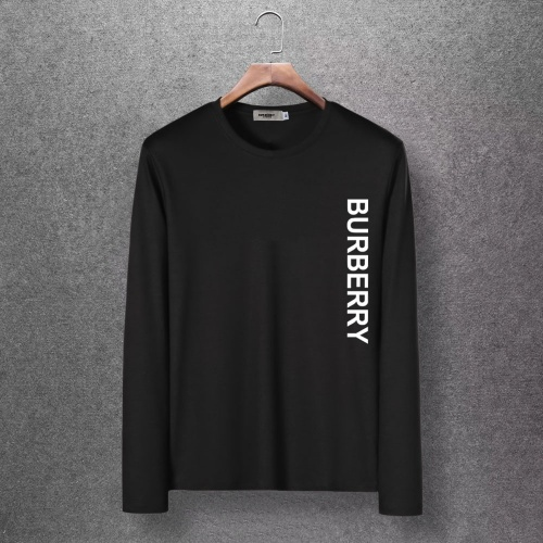 Burberry T-Shirts Long Sleeved O-Neck For Men #816785