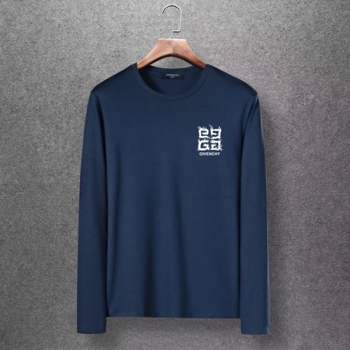 Givenchy T-Shirts Long Sleeved O-Neck For Men #816792
