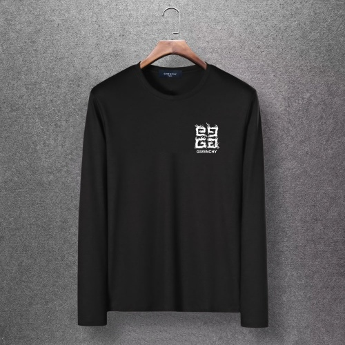 Givenchy T-Shirts Long Sleeved O-Neck For Men #816793 $27.00 USD, Wholesale Replica Givenchy T-Shirts