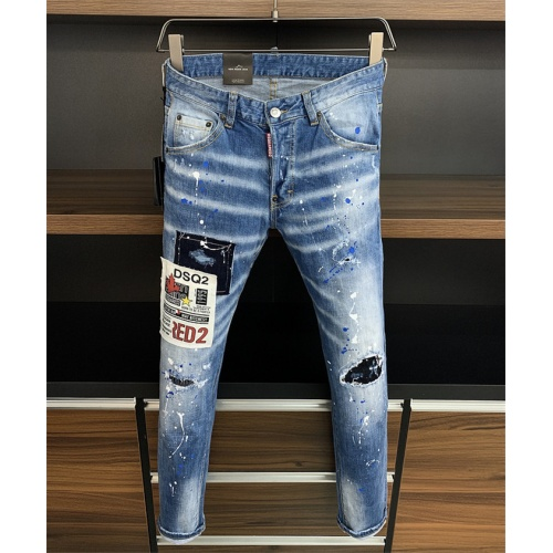 Dsquared Jeans Trousers For Men #816799