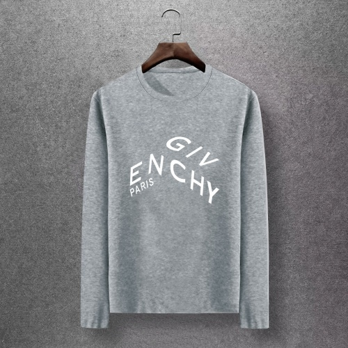 Givenchy T-Shirts Long Sleeved O-Neck For Men #816836 $27.00 USD, Wholesale Replica Givenchy T-Shirts