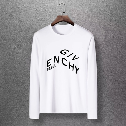 Givenchy T-Shirts Long Sleeved O-Neck For Men #816838