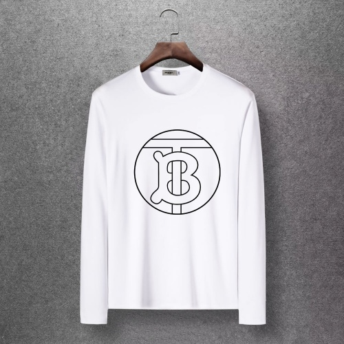 Burberry T-Shirts Long Sleeved O-Neck For Men #816854