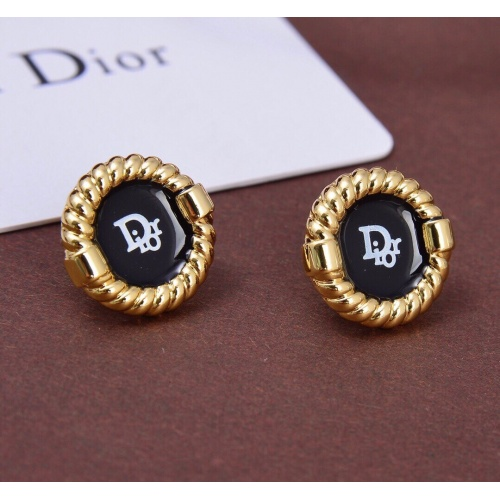 Christian Dior Earrings #816885 $29.00, Wholesale Replica Christian Dior Earrings