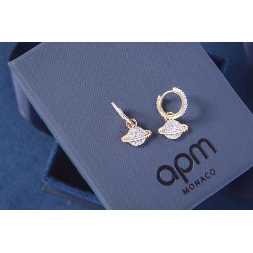 apm Monaco Earrings #816893
