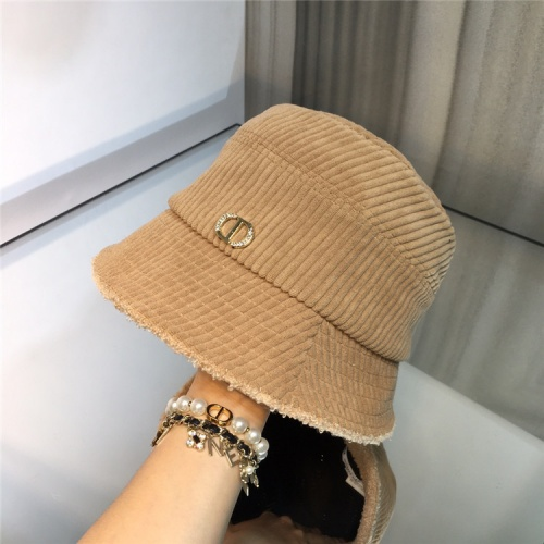 Replica Christian Dior Caps #816941 $34.00 USD for Wholesale