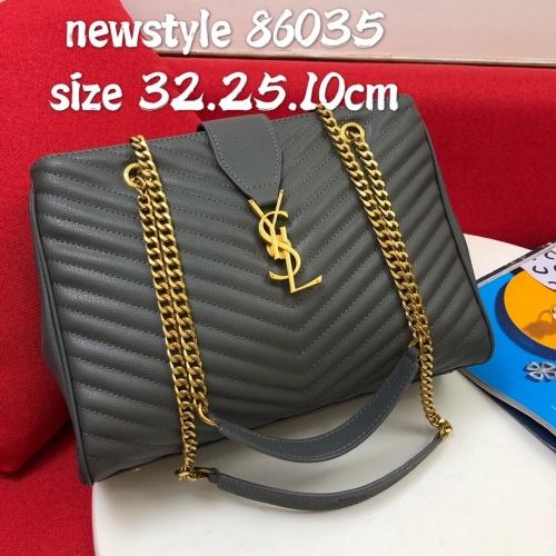 Yves Saint Laurent AAA Handbags #817043 $100.00, Wholesale Replica Yves Saint Laurent AAA Handbags