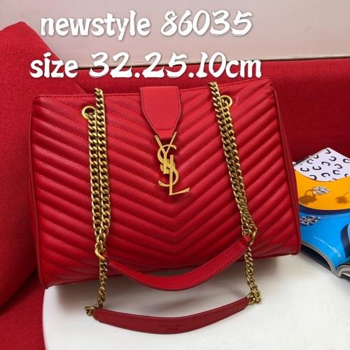 Yves Saint Laurent AAA Handbags #817044