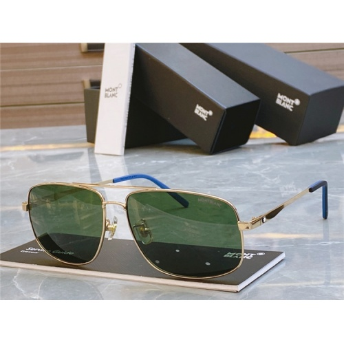 Montblanc AAA Quality Sunglasses #817074
