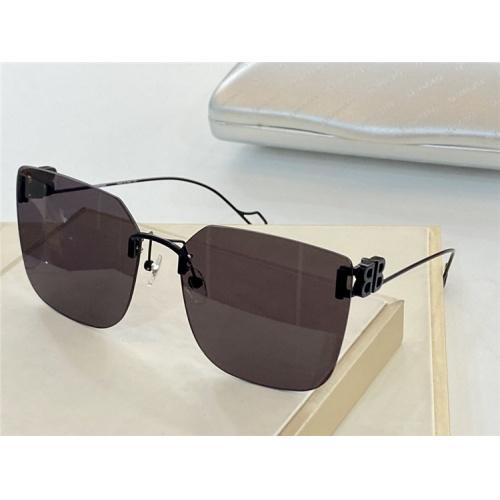 Balenciaga AAA Quality Sunglasses #817081