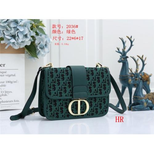 Christian Dior Fashion Messenger Bags For Women #817171 $29.00 USD, Wholesale Replica Christian Dior Messenger Bags