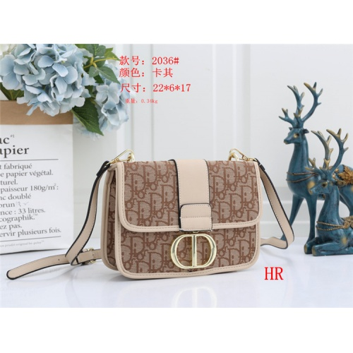 Christian Dior Fashion Messenger Bags For Women #817172 $29.00 USD, Wholesale Replica Christian Dior Messenger Bags