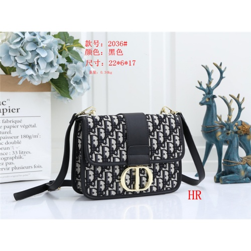 Christian Dior Fashion Messenger Bags For Women #817173 $29.00 USD, Wholesale Replica Christian Dior Messenger Bags