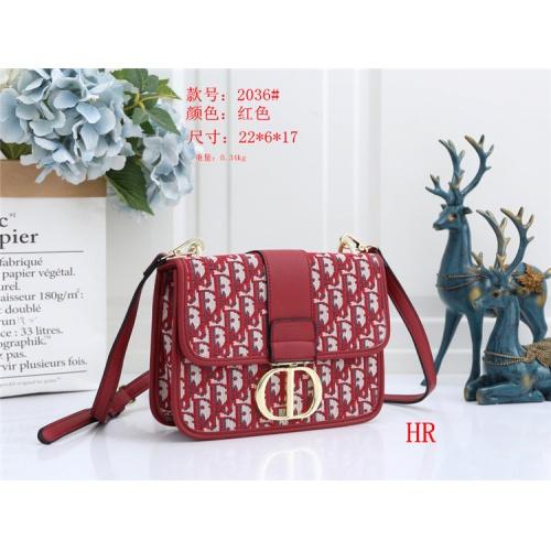 Christian Dior Fashion Messenger Bags For Women #817174 $29.00 USD, Wholesale Replica Christian Dior Messenger Bags