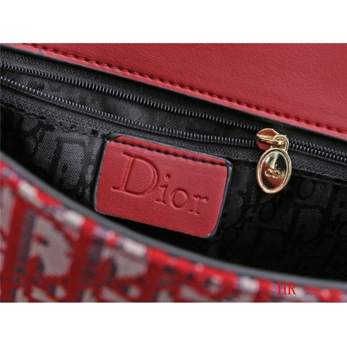 Replica Christian Dior Fashion Messenger Bags For Women #817174 $29.00 USD for Wholesale