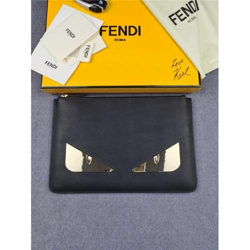 Fendi AAA Man Wallets #817216